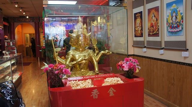 Eastern States Buddhist Temple