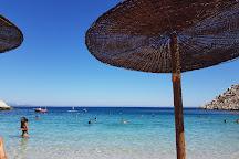 Glaroi Beach, Moni Mirsinidiou, Greece