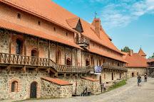 Trakai Island Castle Museum, Trakai, Lithuania
