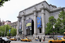 American Museum of Natural History, New York City, United States
