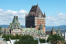 Terrasse Pierre-Dugua-De-Mons, Quebec City, Canada