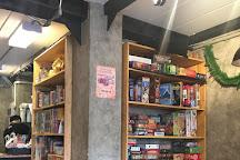 Hook Board Game Cafe, Bangkok, Thailand