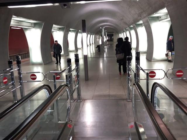 Metró-Rákóczi tér