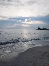 Центральный пляж Бердянск