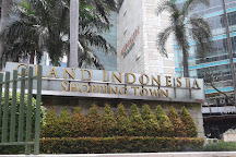 Alun Alun Indonesia, Jakarta, Indonesia