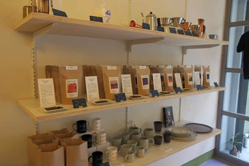 COFFEE COUNTY 福岡店