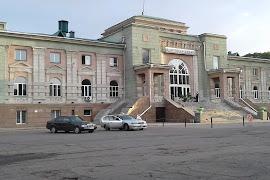 Железнодорожная станция  Bischkek 2