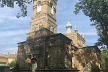 Estonian Apostolic Orthodox Parnu Transformation of Our Lord Church, Parnu, Estonia