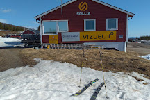 Sollifjellet Alpinsenter, Harstad, Norway