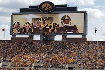 Nile Kinnick Stadium, Iowa City, United States