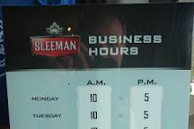 Sleeman Brewery, Guelph, Canada