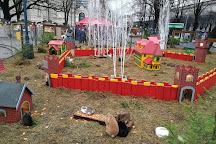 Bastejkalna Park, Riga, Latvia