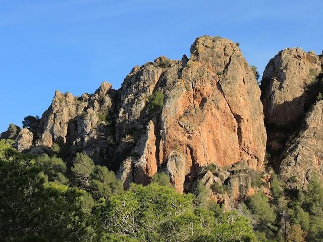 Cresta Del Gallo, El Valle, Murcia