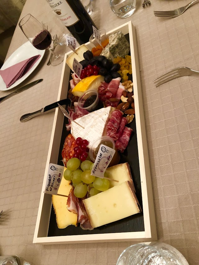 A table ! Maison fromagere