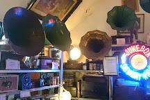Hurdy Gurdy Museum of Vintage Radio, Howth, Ireland