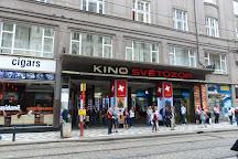 Svetozor Kino, Prague, Czech Republic
