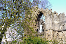 St. Mary's Abbey, York, United Kingdom