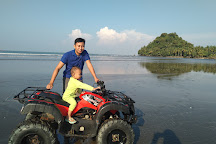 Air Manis Beach, Padang, Indonesia