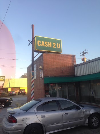 Cash 2 U Payday Loans Picture