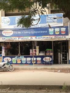 Mughal Paint & Sanitary store karachi