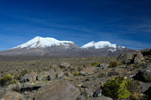 Sabancaya, Arequipa, Peru