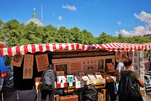 Berliner Kunstmarkt an der Museumsinsel, Berlin, Germany