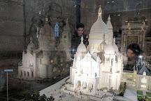 Basilica du Sacre-Coeur de Montmartre, Paris, France