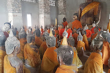 Wat Samret, Maret, Thailand