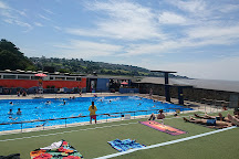 Portishead Open Air Pool, Portishead, United Kingdom