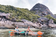 Crystal Water Kayaks, L'Union, Seychelles