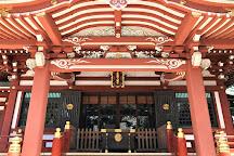 Musashino Hachimangu, Musashino, Japan