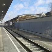 Железнодорожная станция  Gmunden