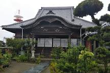 Goganji Temple, Nakatsu, Japan