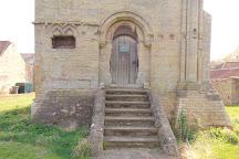 Temple Bruer - Knights Templar Church Ruin, Ashby de la Launde, United Kingdom
