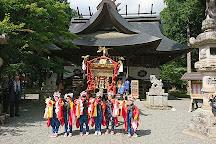 Fuji Omuro Sengen Shrine, Fujikawaguchiko-machi, Japan
