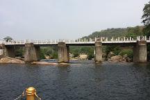 Manimutharu Water Falls, Tirunelveli, India