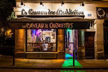 Le Caveau des Oubliettes, Paris, France