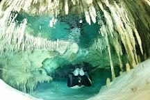 Cenote Caracon, Tulum, Mexico