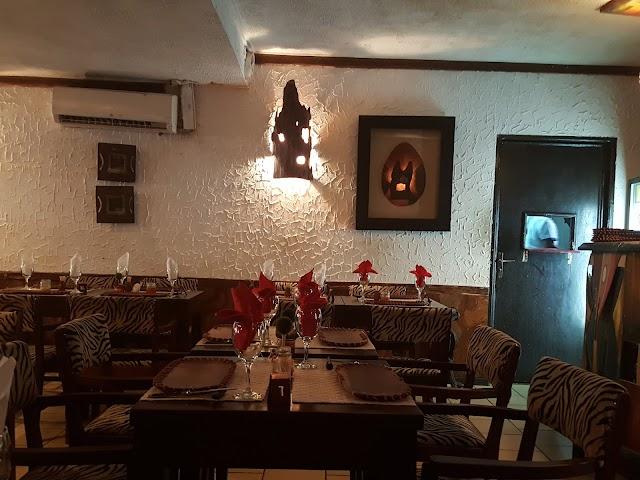 Restaurant Saga Africa Akwa