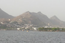 Anasagar Lake, Ajmer, India