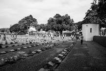 Kanchanaburi War Cemetery, Kanchanaburi, Thailand