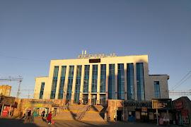Железнодорожная станция  Perm 2