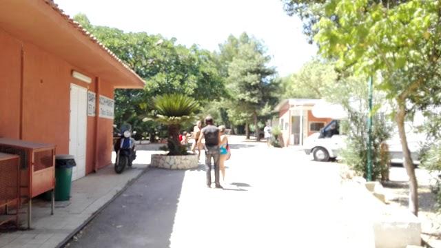 Camping Bay of Guidaloca