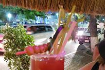 Alive Snack-Bar, Playa del Carmen, Mexico