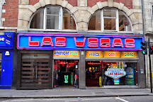 Las Vegas Arcade Soho, London, United Kingdom