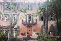 Jardin Du Domaine D'orves, La Valette-du-Var, France