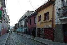 Jaen Street, La Paz, Bolivia