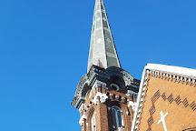 The Church of the Holy Trinity, Vicksburg, United States