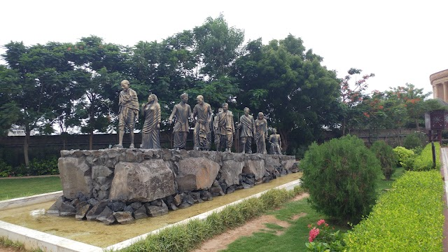 bhujodi vandematram memorial park