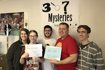 307 Mysteries, Gillette, United States